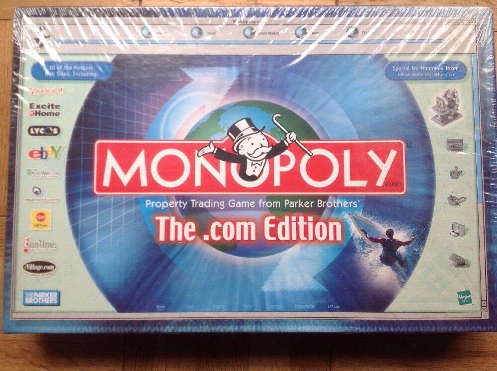 Monopoly La Dot Com. com édition 2000