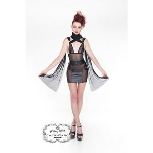 Robe-courte-sexy-transparente-reference-Nerys-de-Patrice-Cantazaro