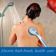 5 in 1 Electric Bath Spin SPA Massage Shower Brush Cleaning  Long-handle 2017