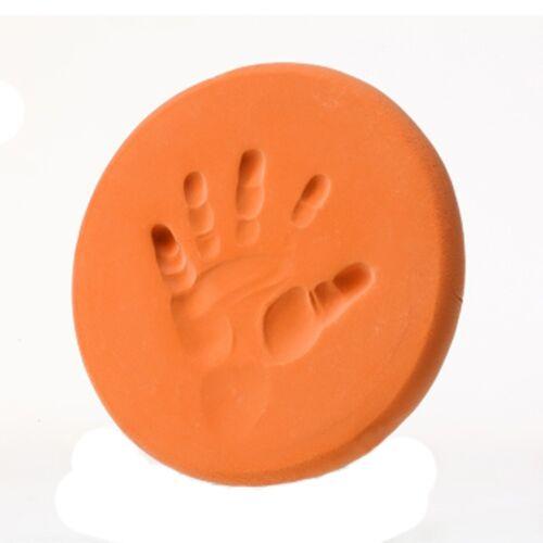 Baby Luft Trockner Weicher Ton Handabdruck Fußabdruck Impressum Set Abdruck