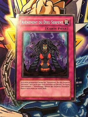 Yu-gi-oh Sacrifice Du Dieu Serpent PTDN-FR077 1st