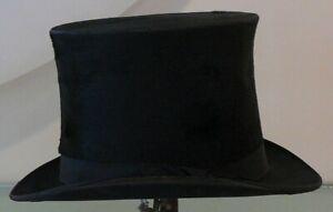 Henry-Heath-Ltd-vintage-beaver-Top-Hat-and-box