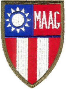 US ARMY MAAG FORMOSA UNIT PATCH REPRODUCTION