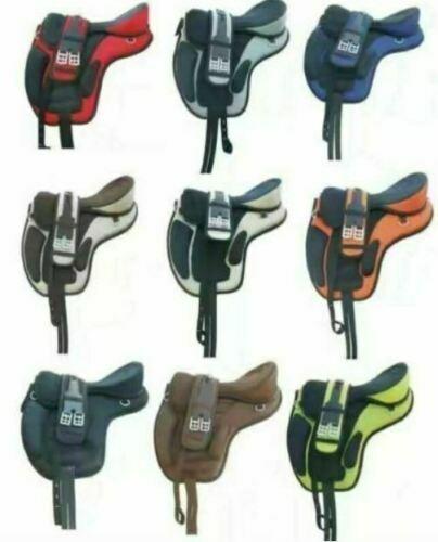 New Freemax Saddle Horse Synthetic English Saddle 7 Days Delivery Guarantee
