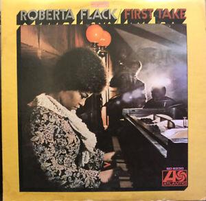 Roberta-Flack-Frist-Take-LP-Vinyl-Record-Original-First-Pressing-SD-8230-1969