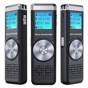 Recorder-of-Voice-Digital-Tensafee-8GB-Recorder-Sound-Stereo-Player-MP3
