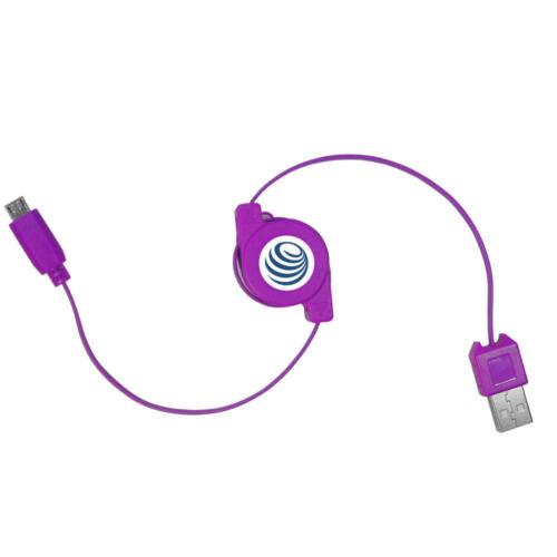 USB Kabel Ladekabel ausziehbar Rollkabel für Ulefone F1 Gemini Power 2 T1 Vienna