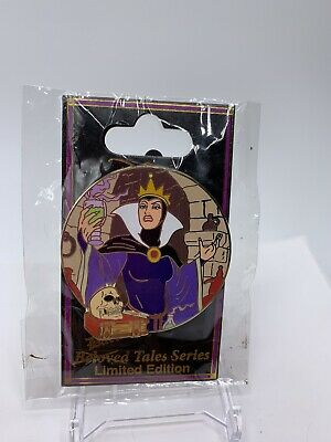 Disney D23 DSF DSSH Dark Tales Pin Sword in the Stone Madam Mim LE 300
