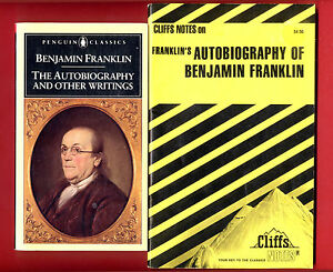 benjamin franklin writings
