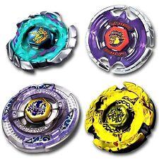 Beyblade 4 Pk Hell Hades Kerbecs 4D+Blitz Unicorno+Scythe Kronos+Earth Aquila