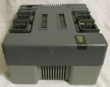 Zimmer Hall 5048 020 Versipower All Surgical Battery Charger With Four Adapters