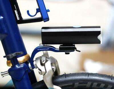 Bicycle Computer Mount Light Holder Camera Bracket for Brompton Folding Bike