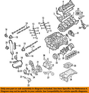 image is loading infiniti-nissan-oem-06-10-m45-engine-valve-