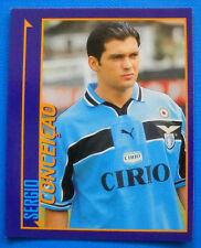 FIGURINA MERLIN CALCIO KICK OFF 98/99 - N.82 - CONCEICAO - LAZIO - new
