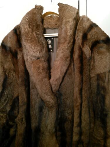 Full Lenght Fur Coat By Polo Norte