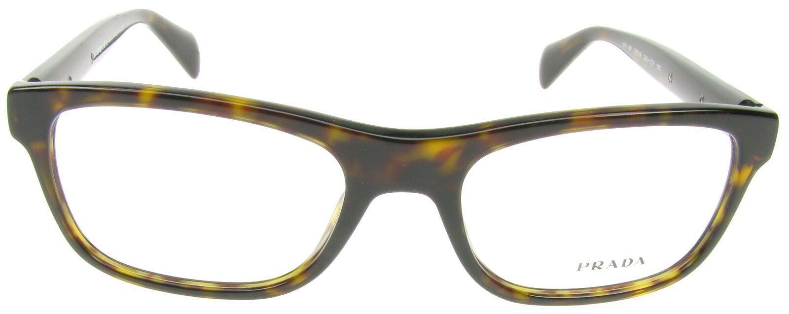 genuine prada tortoise eye reading glasses