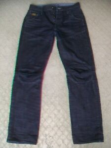 MENS-G-STAR-039-5620-3D-DIMENSION-TAPERED-039-JEANS-SIZE-32-L