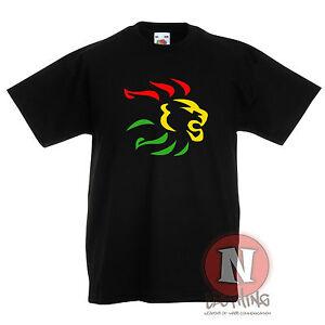 45953a4fe2 Rasta Cabeza de León Reggae Dubstep Skanking Música Infantil ...