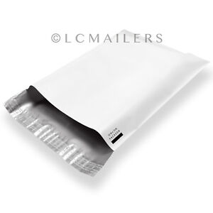 Image Is Loading 100 10x13 Poly Mailers Envelopes Self Sealing Shipping