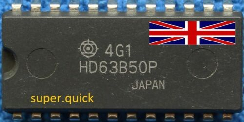 HD63B50P DIP24 Integrated Circuit from Hitachi