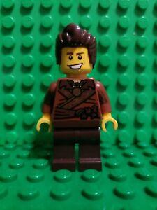 Lego NINJAGO The Brown Ninja DARETH minifigure new