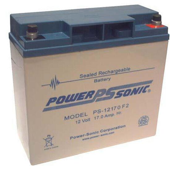 Migm Huitong 6-DW-17 de la industria, baterías selladas de plomo ácido SLA,