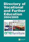 Directory of Vocational and Further Education: 2004/5 by Pearson (Paperback, 2004)