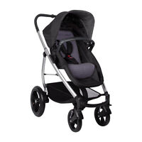 Phil&teds Smart Lux Stroller In Taupe Color Brand 21 Riding Positions