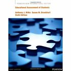 Educational Assessment of Students by Anthony J. Nitko, Susan M. Brookhart (Paperback, 2013)