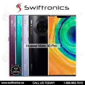 Brand New Huawei Mate 30 Pro 8 RAM /256GB Unlocked Canada Preview