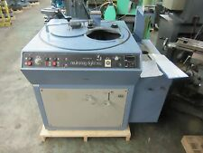 Manfredi-SAED Neutromag Digital 350 Vacuum Casting Machine WITH SIDE MELTER