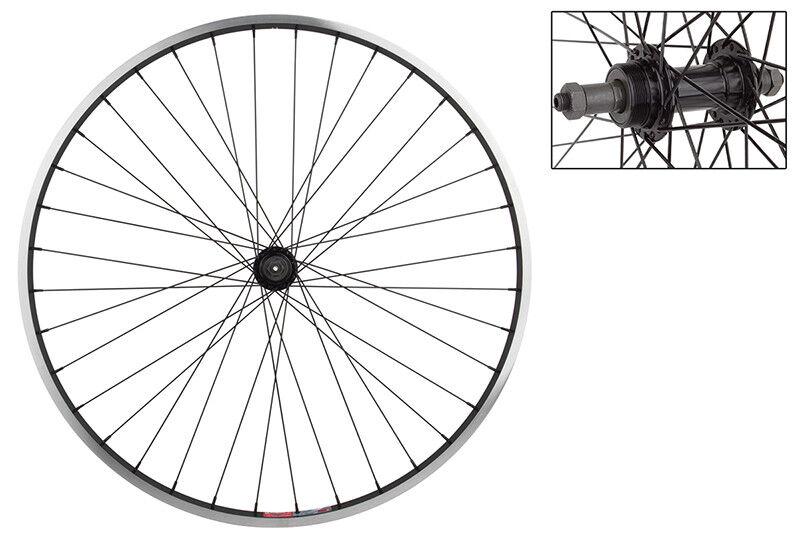 Wheel Rear 700X35 Aly Bk Msw 36 Aly Fw 5 6 7Sp Qr Bk 135Mm 14Gbk