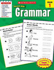 Grammar, Grade 1 by Scholastic Teaching Resources (Paperback / softback, 2010)