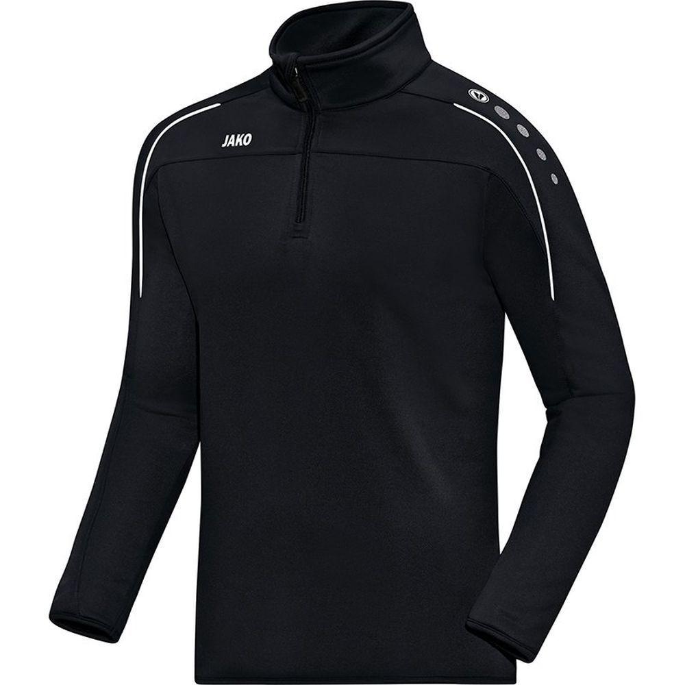 Jako Fußball 1 4 Zip Top Classico Classico Classico Kinder Sweatshirt Trainingstop schwarz 1a8236