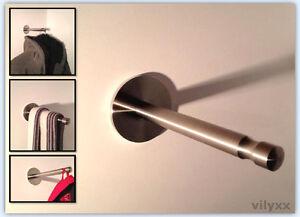 kleiderstange garderobestange w schestange kleiderhalter. Black Bedroom Furniture Sets. Home Design Ideas