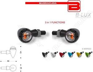 Frecce S-LED 3 BLUX Luci POSIZIONE STOP NORTON Superlight 650 V4 RR