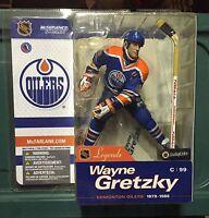 Mcfarlane Nhl Figure Wayne Gretzky Legends Series 1 Oilers