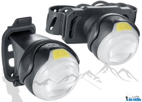 Stirnlampe Weiß /& Rot Bivvy Pod Light Taschenlampe NEU LED Multifunktion Lampe