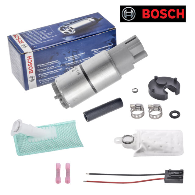 New Bosch Electric Fuel Pump Kit BO38-K9206 For Honda 98-99 Dodge 03-05