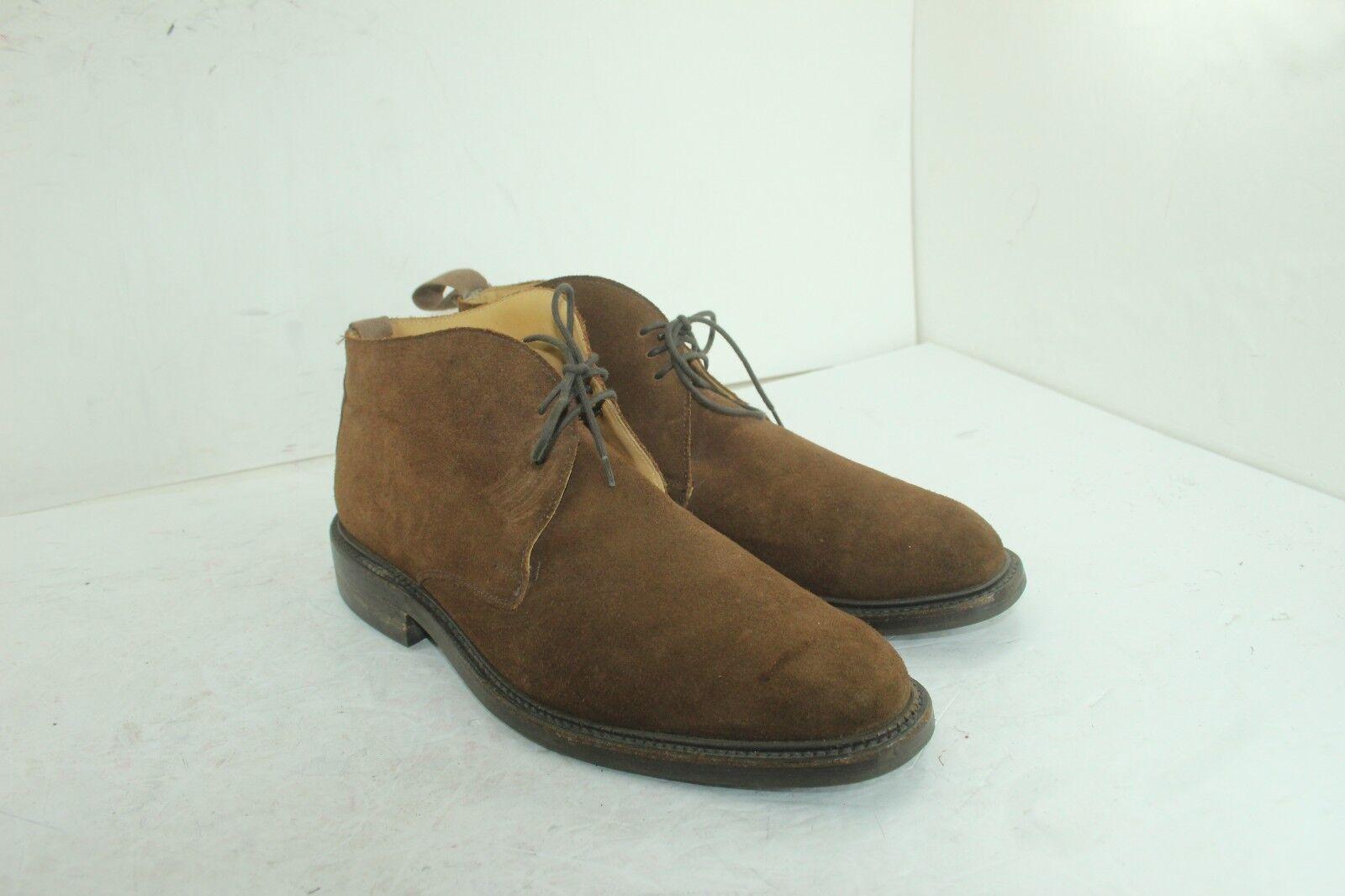 MULBERRY Chukka botas Hecho En Inglaterra Talla (EE. UU. ) ante marróns