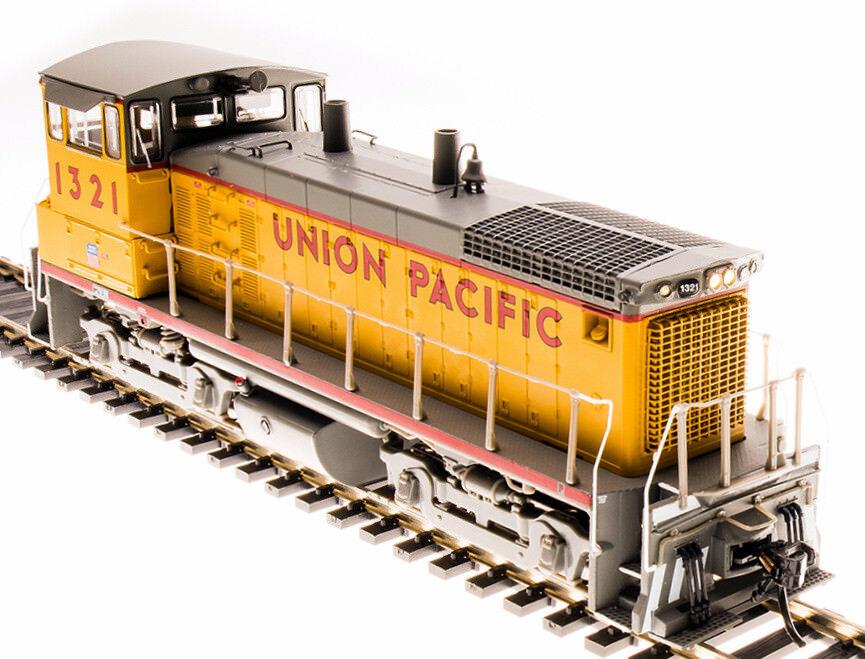 Ho Broadway Ltd 5461 Union Pacific EMD SW0  1 DC, DCC & Paragon 3 SND