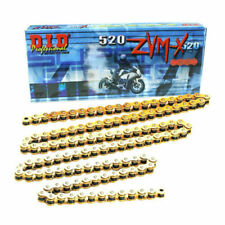 DID ZVMX Gold X-Ring Hollow Soft Rivet Link for 520 Motorcycle Chain G/&G520ZVMX