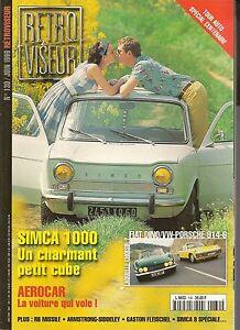 RETROVISEUR-130-SIMCA-1000-FIAT-DINO-PORSCHE-914-6-AEROCAR-ARMSTRONG-SIDDELEY