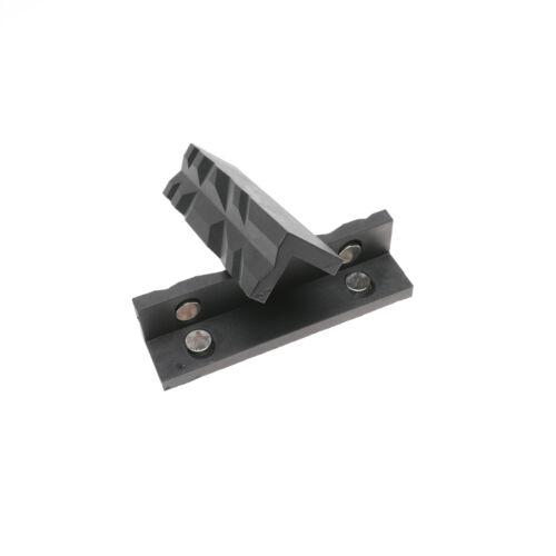 environ 10.16 cm Longueur METAL Vice Doux Aluminium Outil Magnétique Multi Purpose Étau Mâchoires Pad 4 in