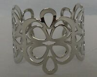 Park Lane chic Cuff Bracelet Lightweight & Stunning Silver Color Reg. $49