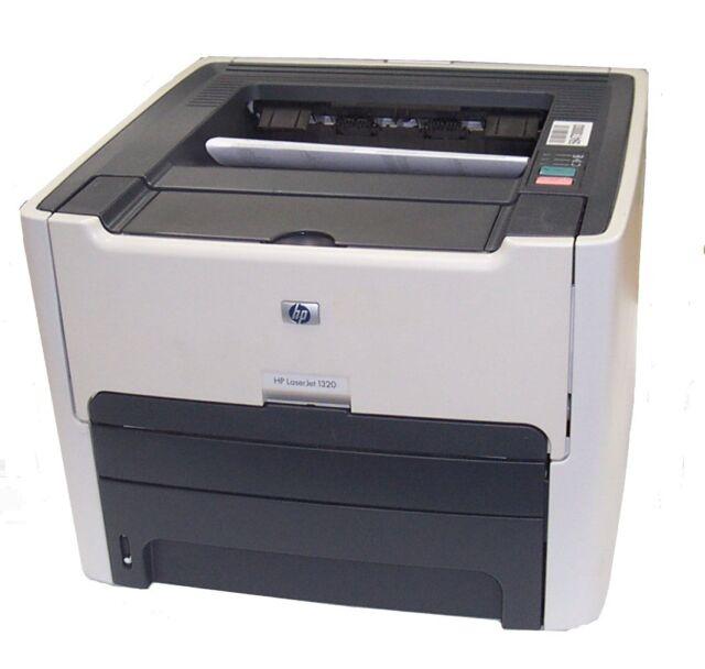 HP LASERJET 1320N 1320  PRINTER 90 days warranty