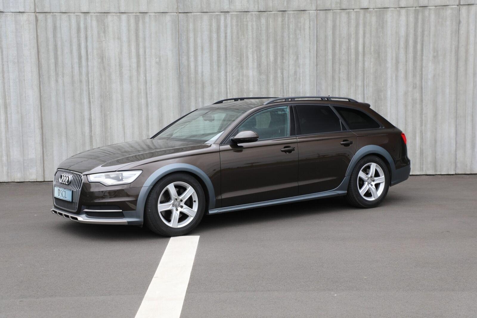 Audi A6 allroad 3,0 TDi 245 quattro S-tr. 5d