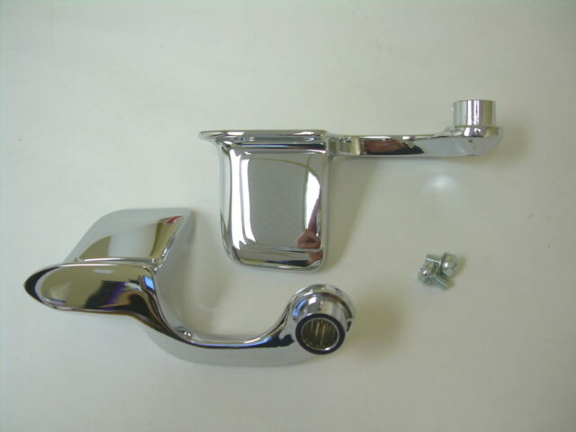 1959-1967 Impala Interior Chrome Door Handles Handle Pair USA