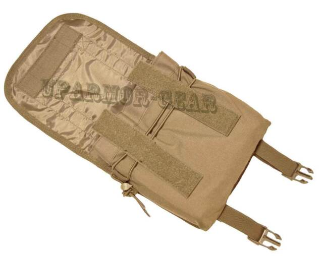 MOLLE PALS Large Utility Accessory Magazine Mag Dump Pouch TAN (CONDOR MA53)