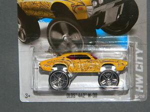 Silver 2016 Hot Wheels HW SHOWROOM 9//10 Side Ripper 119//250 Int. Card